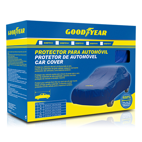 GY CAR COVER SIZE L