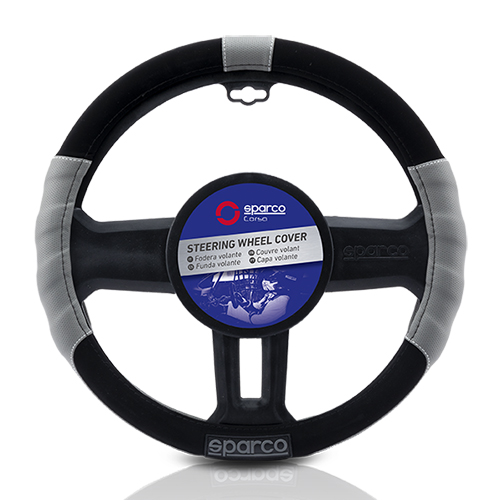 WHEEL COVER SPC L-SPORT GRAY SPARCO CS10