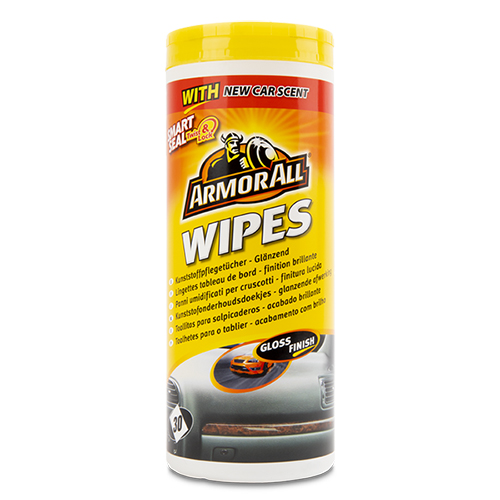 WIPES DASHBOARD SHINE