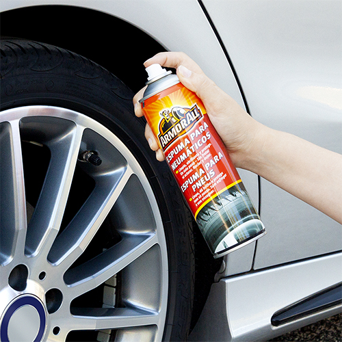 FOAM TIRE CLEANER 500ML