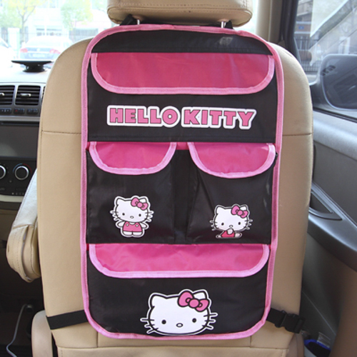 ORGANIZADOR ASIENTO HELLO KITTY CS 6