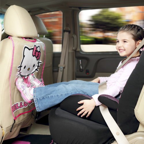 PROTECTOR ASIENTO HELLO KITTY CS 6