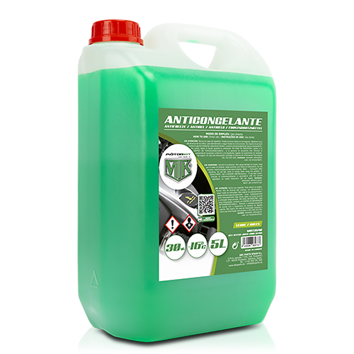 ANTIFREEZE GREEN 5L 30%