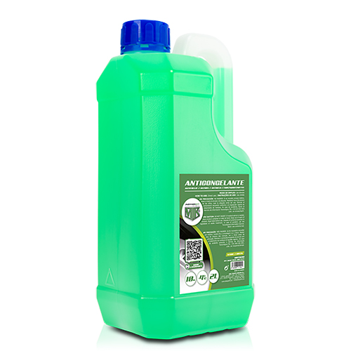 ANTIFREEZE GREEN 2L 10%