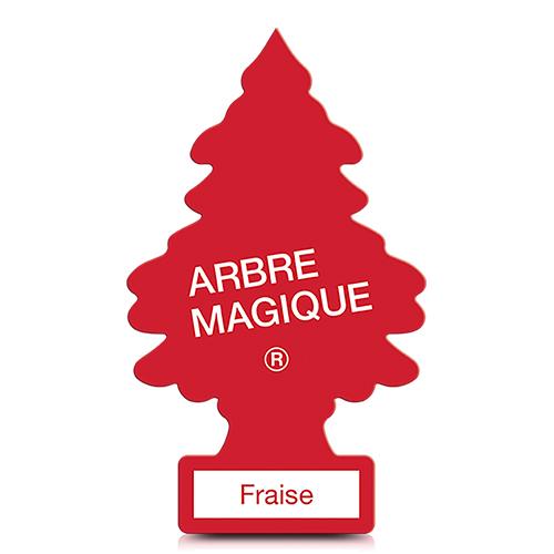 PINE FRAISE PARFUMEURS CS12 ARBRE MAGIQUE
