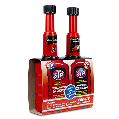 STP KIT PRE-ITV GASOLINE WITH CLEAN INYECTORES