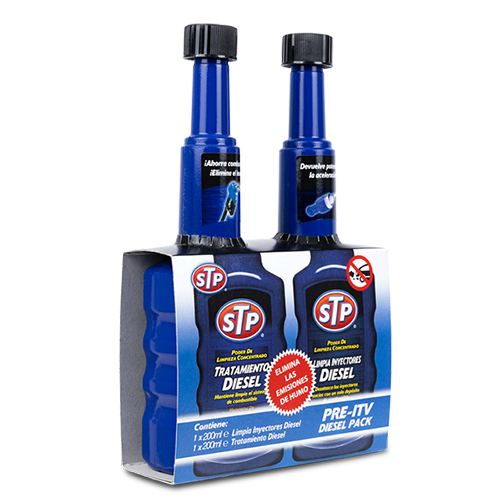 STP KIT ITV DIESEL WITH PRE-CLEAN INYECTORES